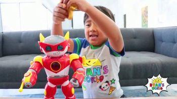 Ryan's World Ultimate Red Titan TV Spot, 'Pour Ooze' Featuring Ryan Kaji - Thumbnail 4
