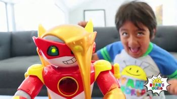 Ryan's World Ultimate Red Titan TV Spot, 'Pour Ooze' Featuring Ryan Kaji - Thumbnail 6