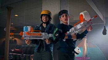 Toilet Paper Blasters Sheet Storm TV Spot, 'Max and Charlie'
