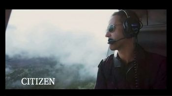 Citizen Promaster Navihawk TV Spot, 'Go Beyond'