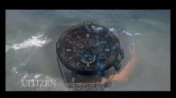 Citizen Promaster Navihawk TV Spot, 'Go Beyond'