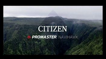 Citizen Promaster Navihawk TV Spot, 'Go Beyond' - Thumbnail 8