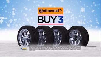 National Tire & Battery (NTB) TV Spot, 'Season to Save: Buy Three Get One Free + Oil Change'