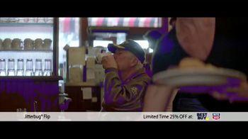 GreatCall Holiday Savings TV Spot, 'Jitterbug flip: Dad' - Thumbnail 1