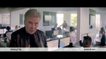 GreatCall Holiday Savings TV Spot, 'Jitterbug flip: Dad' - Thumbnail 8
