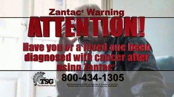 The Sentinel Group TV Spot, 'Zantac'