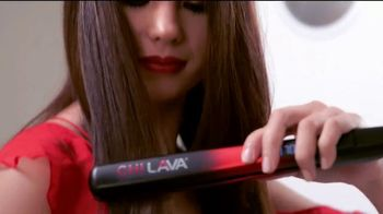 CHI Lava Styling Iron TV Spot, 'Straight Look Without Damage' Featuring Catriona Gray - Thumbnail 2