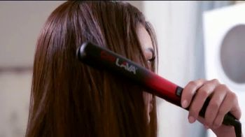 CHI Lava Styling Iron TV Spot, 'Straight Look Without Damage' Featuring Catriona Gray - Thumbnail 6