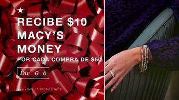 Macy's TV Spot, 'Recibe Macy's Money' [Spanish]