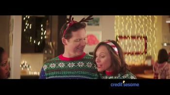 Credit Sesame TV Spot, 'Celebrate the Holidays' - 669 commercial airings