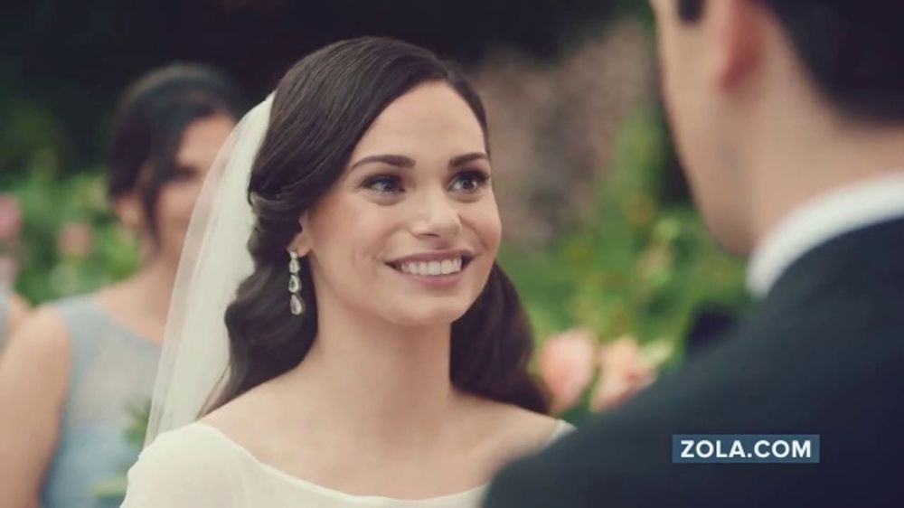 Zola Tv Commercial Hashtag Alex Gets Married Ispot Tv