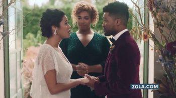 Zola TV Spot, 'Hashtag Alex Gets Married' - Thumbnail 1
