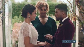 Zola TV Spot, 'Hashtag Alex Gets Married' - Thumbnail 4