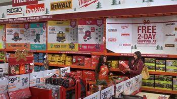 The Home Depot TV Spot, 'Holidays: Husky Mechanics Tool Set' - Thumbnail 5