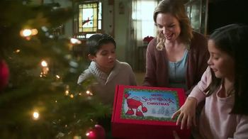 CBN Superbook Merry Christmas Box TV Spot, 'Military Families'