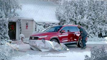 Hyundai Holidays Sales Event TV Spot, 'Just Around the Corner' [T2]