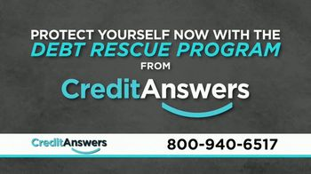 CreditAnswers TV Spot, 'Consumer Alert: Protect Yourself'