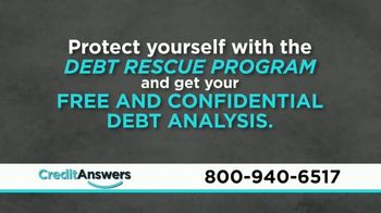 CreditAnswers TV Spot, 'Consumer Alert: Protect Yourself' - Thumbnail 7
