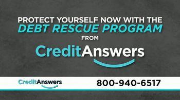 CreditAnswers TV Spot, 'Consumer Alert: Protect Yourself'