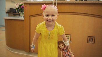 Children's Cancer Research Fund TV Spot, 'Near Future' - Thumbnail 6