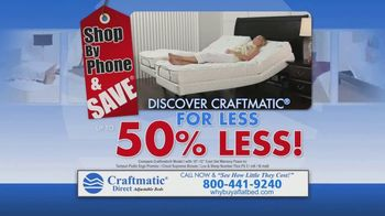 Craftmatic Black Friday Through Christmas Year-End Closeout Event TV Spot, 'Crazy Lady' - Thumbnail 5