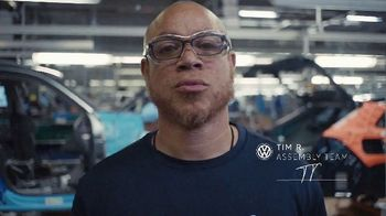 Volkswagen Sign Then Drive Event TV Spot, 'Tim: The People Behind the Car' [T2] - Thumbnail 3