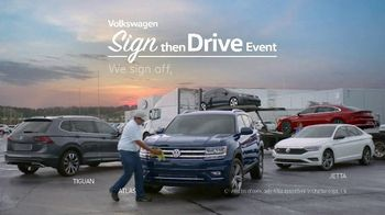 Volkswagen Sign Then Drive Event TV Spot, 'Tim: The People Behind the Car' [T2] - Thumbnail 4