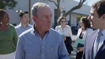 Mike Bloomberg 2020 TV Spot, 'America's Future' - Thumbnail 1
