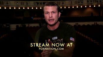 FOX Nation TV Spot, '2019 Patriot Awards'