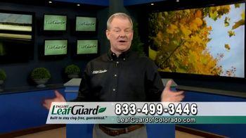 LeafGuard of Colorado 99 Cent Install Sale TV Spot, 'Winter Savings'