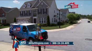 ARS Rescue Rooter of Virginia TV Spot, 'Cold Home: $50 Off'