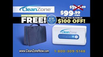 Clean Zone CPAP Cleaner & Sanitizer TV Spot, 'Attention CPAP Users' Featuring Taylor Baldwin - Thumbnail 10