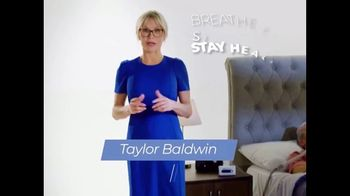 Clean Zone CPAP Cleaner & Sanitizer TV Spot, 'Attention CPAP Users' Featuring Taylor Baldwin - Thumbnail 2