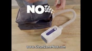 Clean Zone CPAP Cleaner & Sanitizer TV Spot, 'Attention CPAP Users' Featuring Taylor Baldwin - Thumbnail 4
