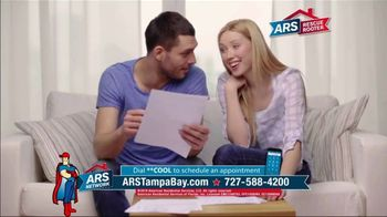 ARS Rescue Rooter TV Spot, 'Tampa: Heating Tune-Up for $39 and Free Google Home Mini'