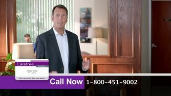 Carefree Dental Plan TV Spot, 'Relieve Painful Bills' - Thumbnail 1