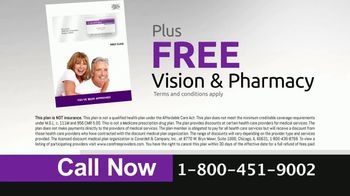 Carefree Dental Plan TV Spot, 'Relieve Painful Bills' - Thumbnail 8