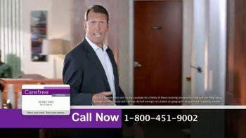 Carefree Dental Plan TV Spot, 'Relieve Painful Bills' - Thumbnail 4