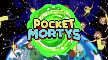 Pocket Mortys TV Spot, 'Defeat Raid Bosses' - 14 commercial airings