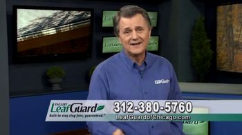 LeafGuard of Chicago 99 Cent Install Sale TV Spot, 'Colors' - Thumbnail 2