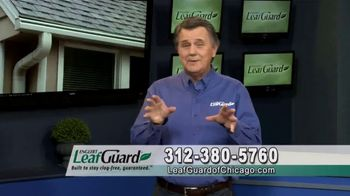 LeafGuard of Chicago 99 Cent Install Sale TV Spot, 'Colors' - Thumbnail 8