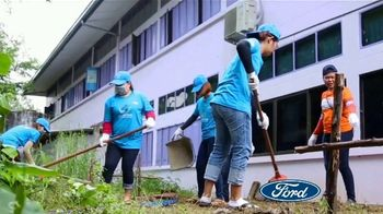 Ford Motor Company Fund TV Spot, 'Holidays: Join Us' [T2]