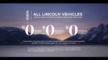 Lincoln Wish List Sales Event TV Spot, 'Art of Flight' [T2] - Thumbnail 7