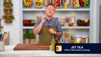 Food Network Kitchen TV Spot, 'Cook With Jet Tila' - 3 commercial airings