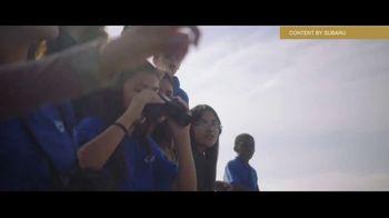 Subaru TV Spot, 'CNN Heroes: Ocean Discovery Institute' [T1] - Thumbnail 6