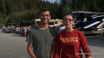 Fantasy RV Tours TV Spot, 'Travelers' Featuring Tom and Caitlin Morton - Thumbnail 6