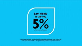TIAA Bank Yield Pledge Promise TV Spot, 'Does Greater Things' - Thumbnail 7