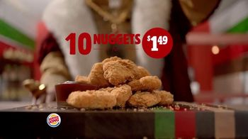 Burger King Nuggets TV Spot, 'The King Lost His Marbles'