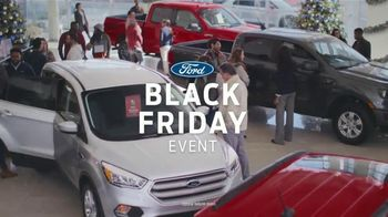 Ford Black Friday Event TV Spot, 'The Season Is Here' [T2] - Thumbnail 2