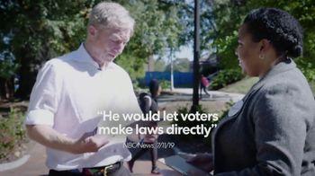 Tom Steyer 2020 TV Spot, 'Progressive Ideas' - Thumbnail 4